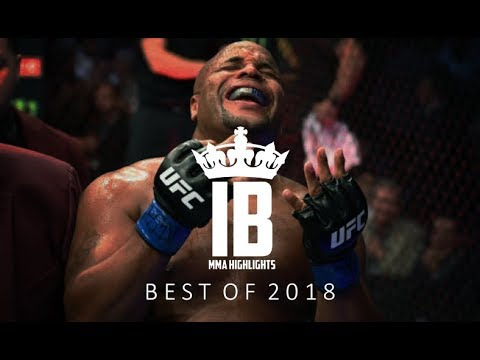 MMA HIGHLIGHT • BEST OF 2018 [HD]
