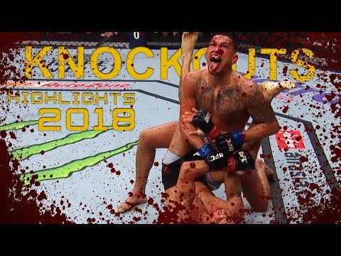 BEST MMA HIGHLIGHTS / KNOCKOUTS 2018