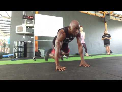 MMA Bodyweight Workout – Combat Conditioning – Tiger Muay Thai