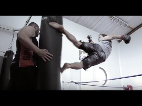 CrossFit alternatives Techniques – MMA Training and Workout – performed by Hugo Bariller
