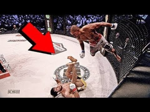 Unbelievably Creative Moments MMA