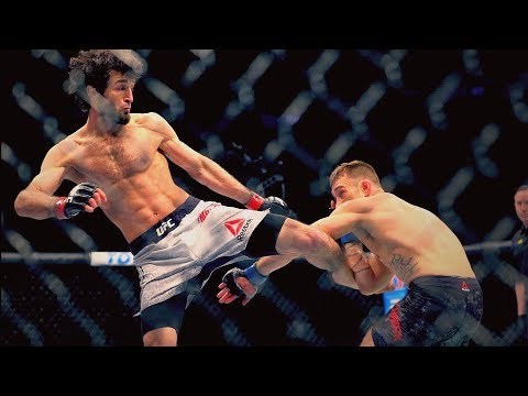 Zabit Magomedsharipov MMA Highlights 2019