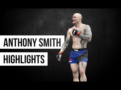 Anthony Smith Highlights 2018||Lionheart