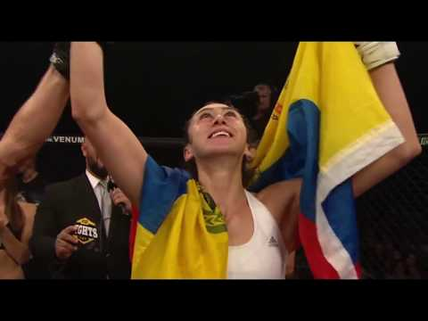Female MMA Knockouts – Best from 2017