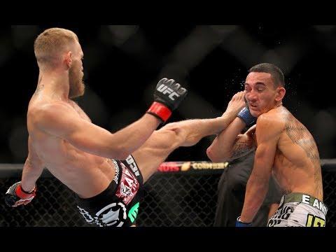 Conor McGregor vs Max Holloway – Real MMA