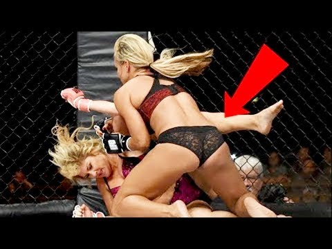 The Most Brutal Girls in MMA