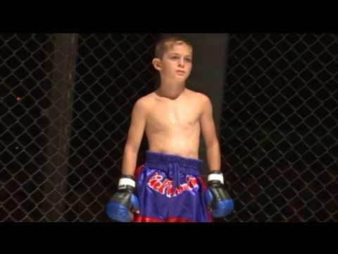 Real Kid MMA Fight (Next UFC Champions)