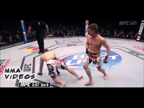 The Most Amazing MMA Moves