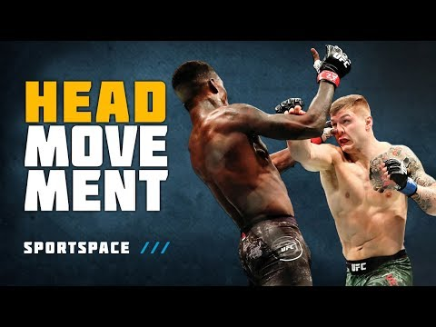 Best Head Movement in MMA