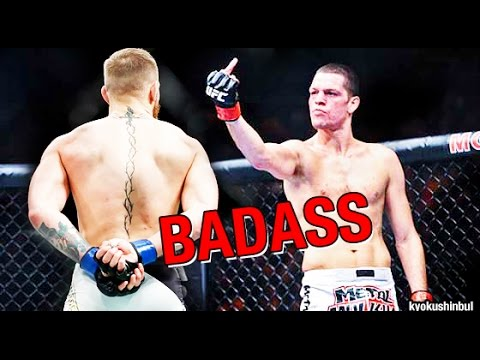 BADASS MMA MOMENTS