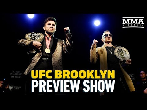 UFC Brooklyn Preview Show – MMA Fighting