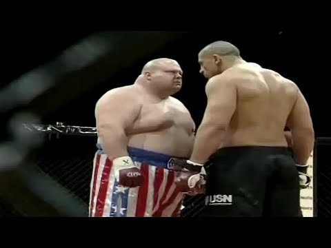 TOP 10 BUTTERBEAN KNOCKOUTS (BOXING & MMA)