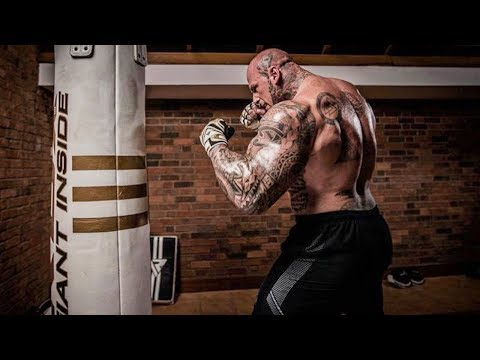 Mass Monster Martyn Ford Training for MMA Debut