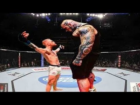 10 BIGGEST MMA FIGHTERS OF ALL TIME