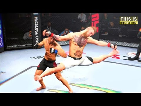 Masterly NINJA-Style Knockouts in MMA