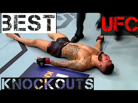UFC BEST KNOCKOUT COMPILATION 2018