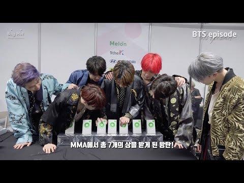 [EPISODE] BTS (방탄소년단) @2018 MMA