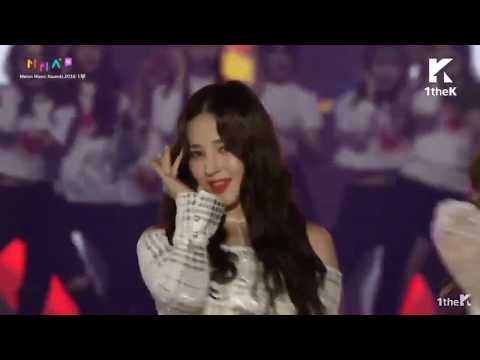 [ MMA 2018 ] MOMOLAND 'Bboom Bboom' Full Performance