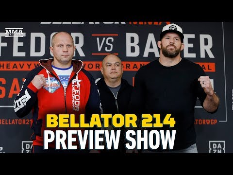 Bellator 214 Preview Show – MMA Fighting