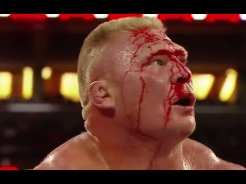 BROCK LESNAR BEST MATCHES IN UFC