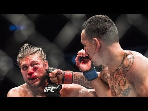 All UFC knockouts of December 2018