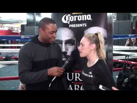 Heather Hardy on FIGHTING MMA & Boxing! Also Talks Relationship with Claressa Shields