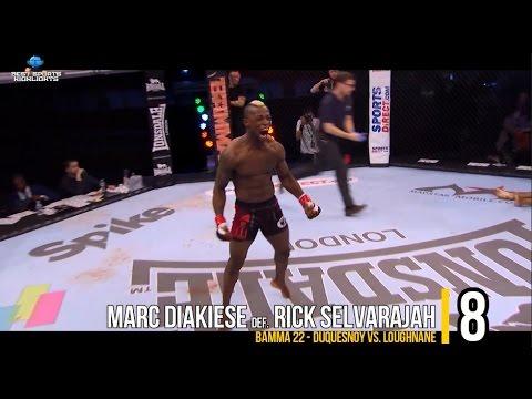 TOP 30 MMA KO's of 2015