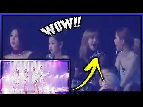 [TOP 10] Idols reaction to other Idols @MMA 2018 (BTS, Mamamoo, Blackpink, Wanna One..)
