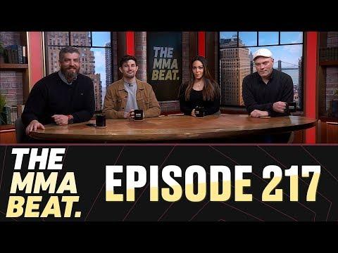 The MMA Beat: Episode 217 (UFC 234 Preview, Covington's Crusade, Cormier vs. Miocic 2, More)