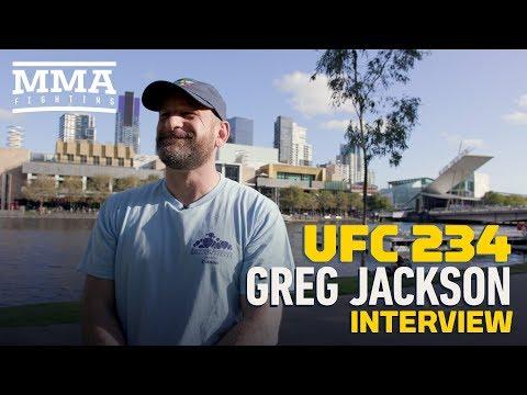 Greg Jackson: Focused Jon Jones 'Most Dangerous Man on Planet' – MMA Fighting
