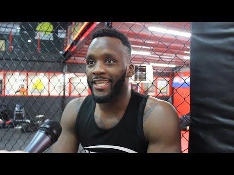 Fabian Edwards Feeling 'Very Violent' Ahead of Bellator Newcastle – MMA Fighting