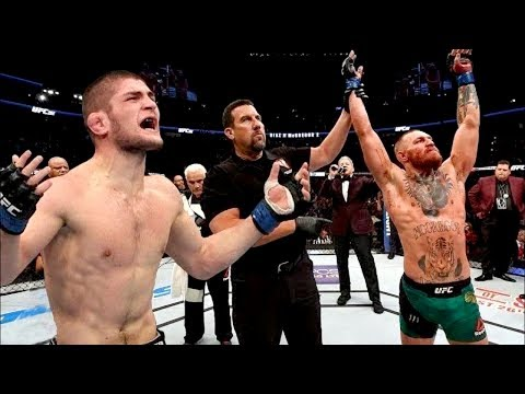 Conor McGregor vs Khabib Nurmagomedov Highlights