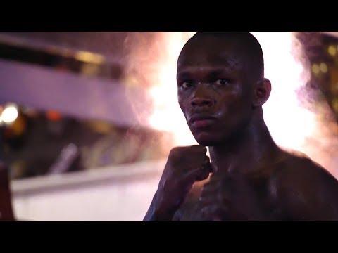Israel Adesanya UFC Highlights (HD) 2018