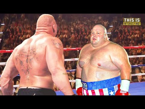 A Monster in MMA – Knockouts by Butterbean