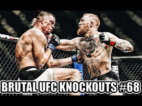 THE MOST BRUTAL UFC KNOCKOUTS COMPILATION # 68 BELLATOR MMA 2016  САМЫЕ ЖЕСТОКИЕ НОКАУТЫ