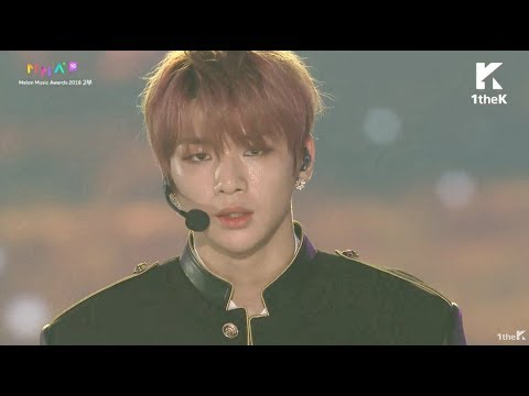 Wanna One MMA Full Performance (Intro + Light + Destiny + Spring Breeze) @Melon Music Award 2018