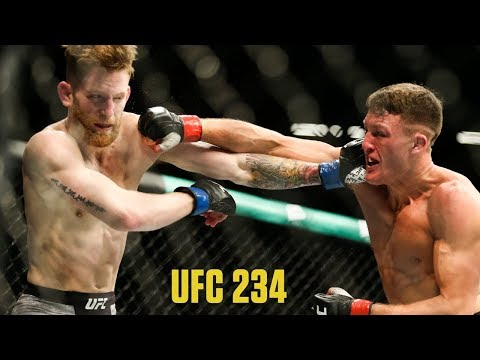 UFC 234 Prelim Highlights | ESPN MMA