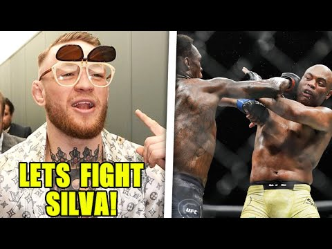 MMA Community reacts to Anderson Silva vs Israel Adesanya, UFC 234 highlights, Conor McGregor