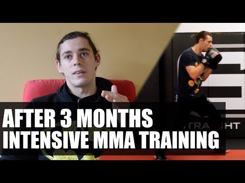 Recap After 3 Months of Intensive MMA Training • Martial Arts Journey