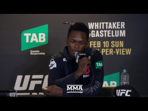 Live Stream: UFC 234 Post-Fight Press Conference – MMA Fighting
