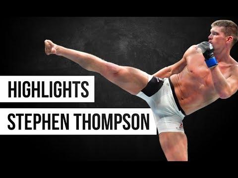 Stephen Thompson Highlights 2018||Wonderboy