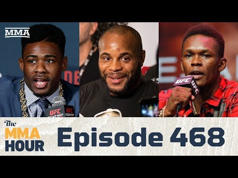 The MMA Hour: Episode 468 (w/ Daniel Cormier, Israel Adesanya, Aljamain Sterling)
