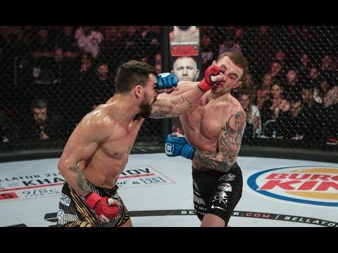Bellator Newcastle Highlights: Patricky Pitbull Edges Ryan Scope  – MMA Fighting