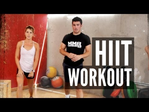 High Intensity Interval Training for MMA Fighting