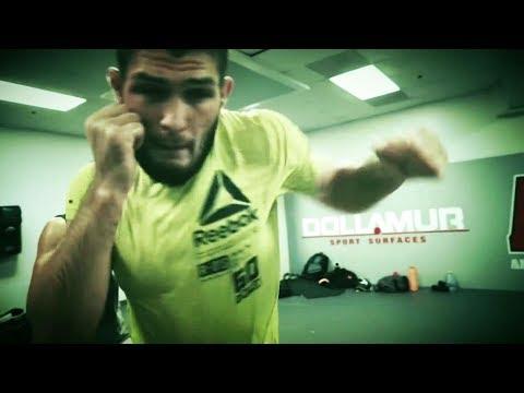 Khabib Nurmagomedov MMA Training Highlights HD