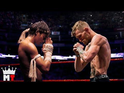 Tony Jaa vs Conor Mcgregor – Muay Thai vs MMA | Best Training Motivation