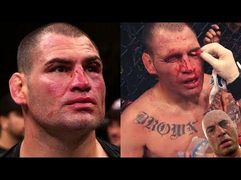 """""""Caín Velásquez"""" HARD LOSSES IN MMA (KO-TKO) / MMA Live"""