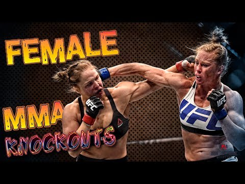 Hardest female MMA knockouts ever