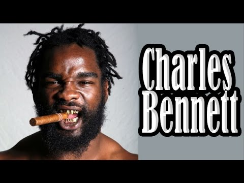 "Crazy Fighter Charles ""Krazy Horse"" Bennett mma highlights knockouts"
