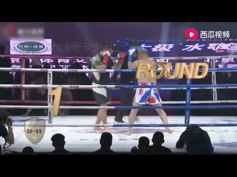 Kung Fu Master Fights Xu Xiaodong For 30 Million – MMA vs Kung Fu